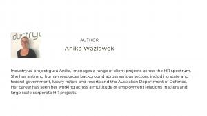 Anika Wazlawek Industryus HR