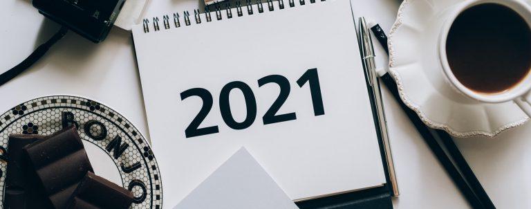 2021 public holidays
