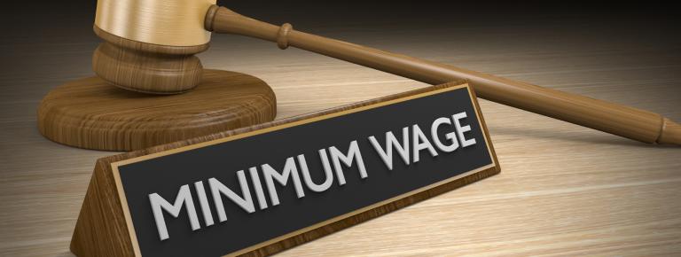2021 minimum wage
